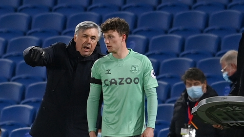 Carlo Ancelotti believes that a top four finish is still possible