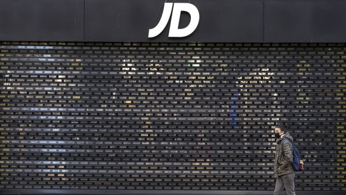JD Sports plans to open a warehouse in Dublin that will be operational in the second half of this year in order to fulfill online orders in Ireland