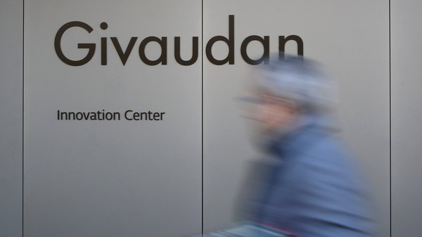 During the pandemic, Givaudan has seen strong demand for household items like soap, detergent or snacks it makes ingredients for.