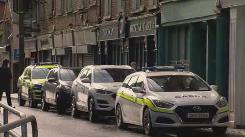 The incident occurred at a first floor apartment at Ormston House on Ellen Street