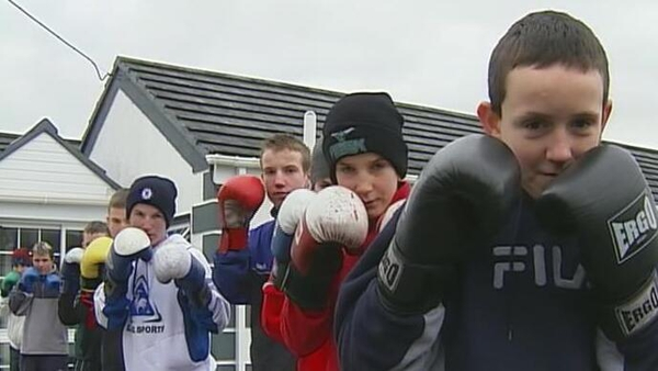 The Boxing Joyces, Mullingar, County Westmeath (2006)