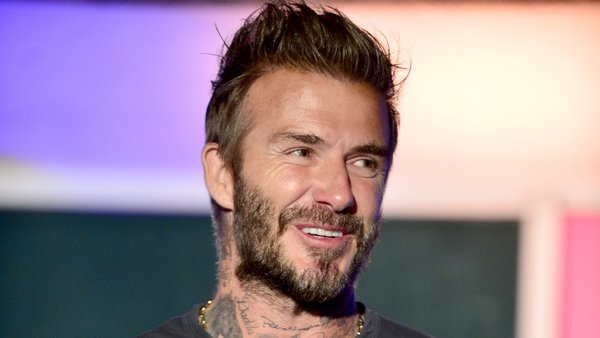 "David Beckham: ""I was so fortunate to have a long and successful playing career and now to have the opportunity to give back to these communities as a mentor is incredible."""