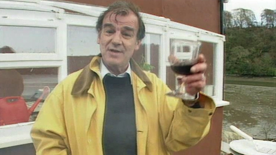 Celebrity Chef Keith Floyd