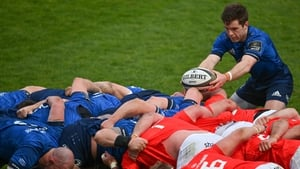 Leinster and Munster meet again on the 24 April