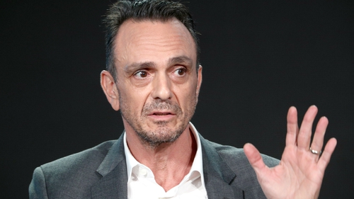 """Hank Azaria (pictured in 2018) - """"I didn't think about this stuff because I never had to"""""""