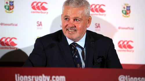 The New Zealander will name his squad in just over three weeks