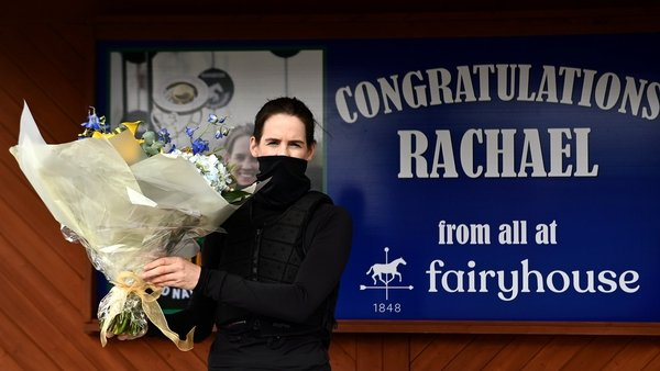 Fairyhouse recognised Rachael Blackmore's Aintree achievement