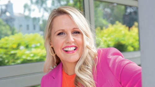 """Jacqui Hurley: """"I like to look at life as an opportunity"""""""