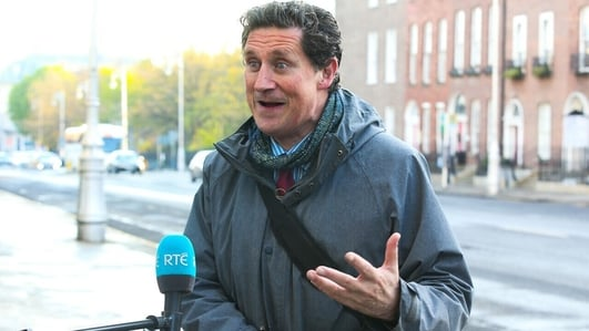 'We want to stop large investors buying up housing estates' - Minister Eamon Ryan