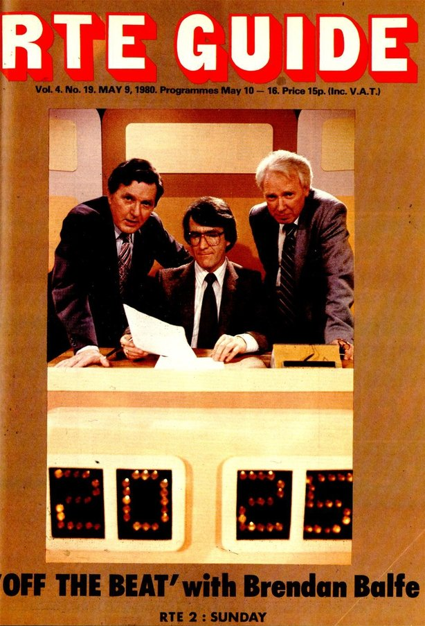 RTÉ Guide, 9 May 1980