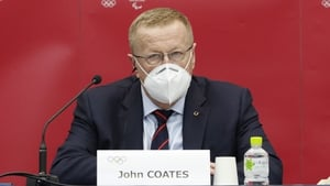 """John Coates: """"The athletes will still compete in the very best conditions"""""""