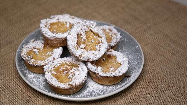 Wade Murphy's Portuguese tarts