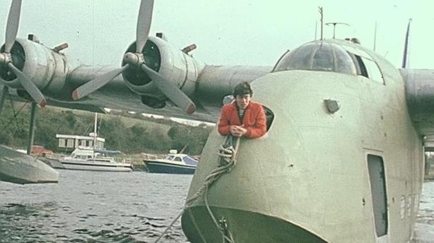 Sandringham Flying Boat in Killaloe (1981)
