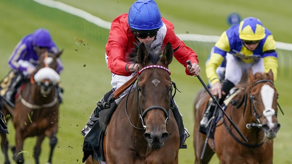 Sacred will return to the Rowley Mile for the first fillies' Classic of the season on 2 May