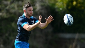 Hugo Keenan has established himself as an international starter