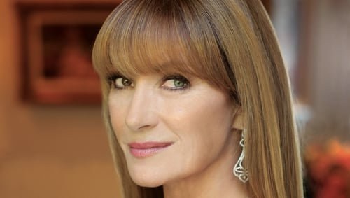 """Jane Seymour: """"I fell in love with Harry Wild and am beyond excited to head to Ireland and step into the role."""""""