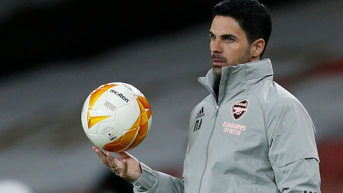 The Europa League is Mikel Arteta and Arsenal's last chance of silverware this season