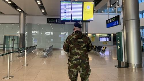 Mandatory hotel quarantine was introduced in Ireland on Friday 26 March
