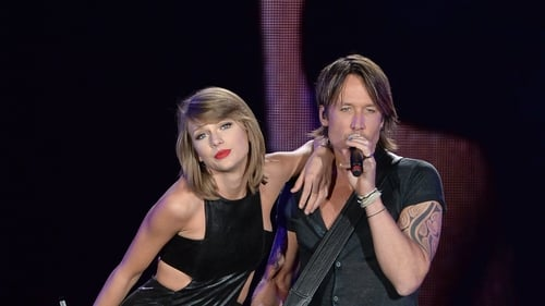 """Keith Urban: """"It was an unusual place to be hearing unreleased Taylor Swift music but I love the songs and luckily got to put a vocal on both of those."""""""