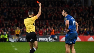 Under the law change, the dismissed player would not be allowed to return, but it would mean that the deterrent of a serious foul play would be reduced with teams only reduced to 14 for 20 minutes - double the sanction given for a yellow card