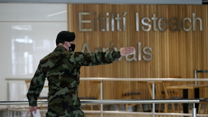 People arriving into Ireland from a list of designated countries face mandatory hotel quarantine