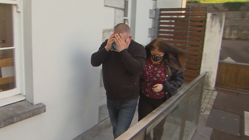 Darren Hoey (above) was sentenced at the Circuit Criminal Court in Tralee today
