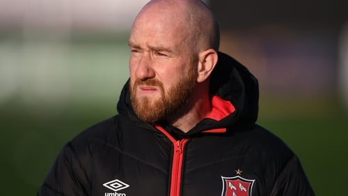 Keegan: 'I feel we have the confidence of the club because we're still in our positions'