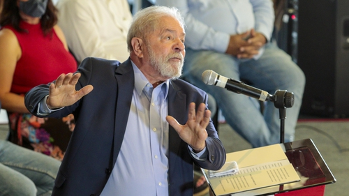 The ruling now leaves Lula da Silva free to run against Jair Bolsonaro for presidency next year