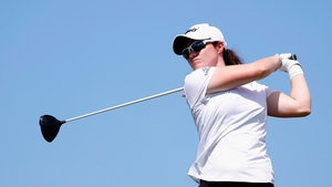 Leona Maguire is seven off the lead after round 2