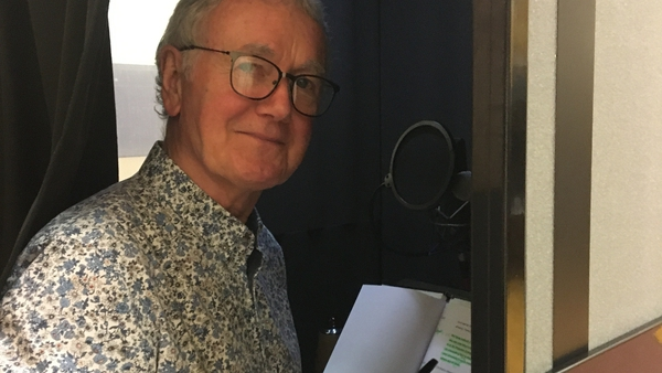 Bryan Murray stars in Bernard Farrell's radio play The Wedding Anniversary