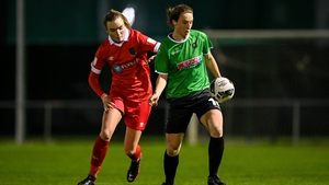 Karen Duggan and Peamount United came out on top in last season's title decider