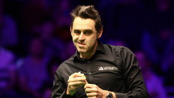 O'Sullivan won his sixth world title last year