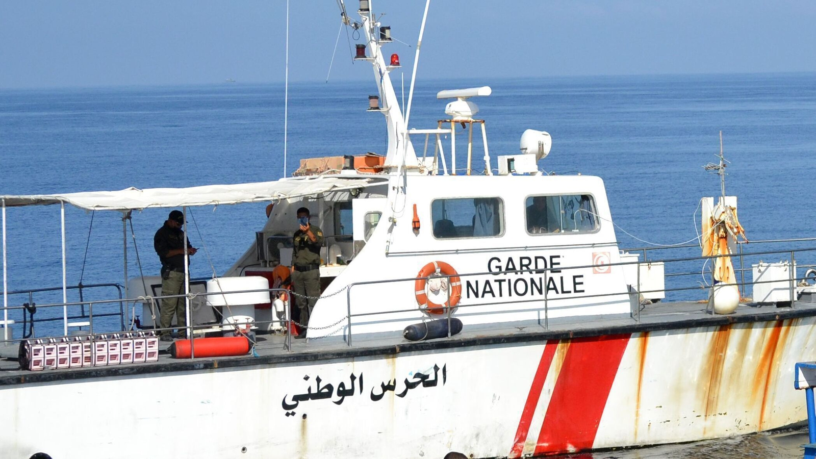 At least 40 migrants drown in shipwreck off Tunisia