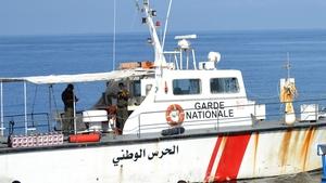 The Tunisian coast guard had so far recovered 21 bodies (file pic)
