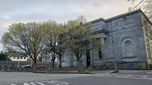 The men, aged in their 20s and 30s, were charged at Galway District Court this evening