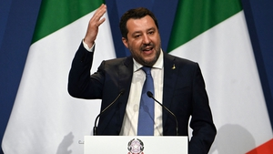 Matteo Salvini is charged with barring migrants from landing on the island of Lampedusa after they were rescued at sea by the Spanish NGO Open Arms