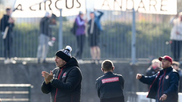 Some Dundalk fans branded the goings-on at the club as a circus last night