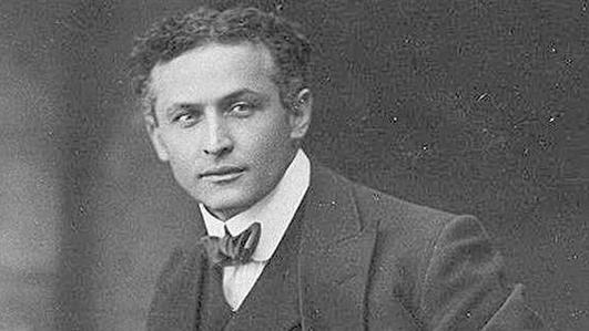 Harry Houdini in Ireland