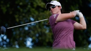 Maguire's round consisted of four birdies, an eagle and a solitary bogey