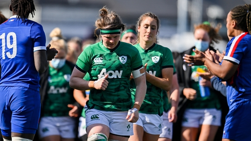 Ciara Griffin: 'We've to focus on us and fix our errors'