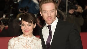 """Damian Lewis and Helen McCrory, pictured at the Berlin International Film Festival in February 2015 - """"She has shone more brightly in the last months than you would imagine even the brightest star could shine. In life, too, we had to rise to meet her"""""""