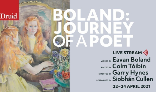 'Boland: Journey of a Poet' by Druid