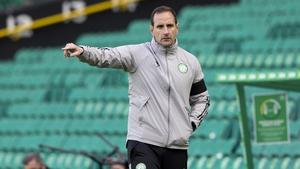Celtic interim manager John Kennedy.