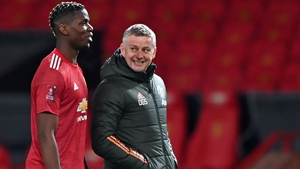 The time is now for Man United, says resurgent midfielder Pogba.