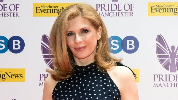 "Samantha Giles says Bernice ""certainly arrives back with a bang"""