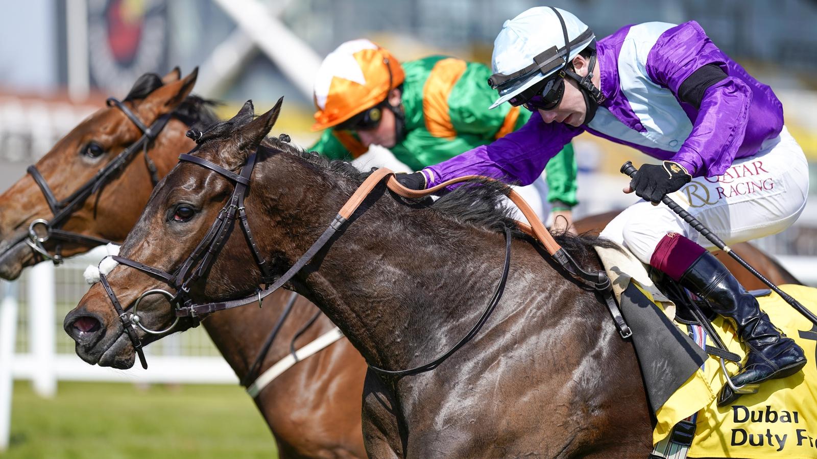 Alcohol Free stays firmly on wagon for Newbury triumph