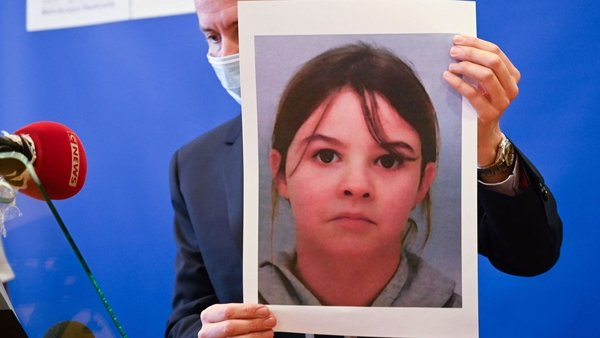 Mia Montemaggi was kidnapped from her grandmother's French home last week