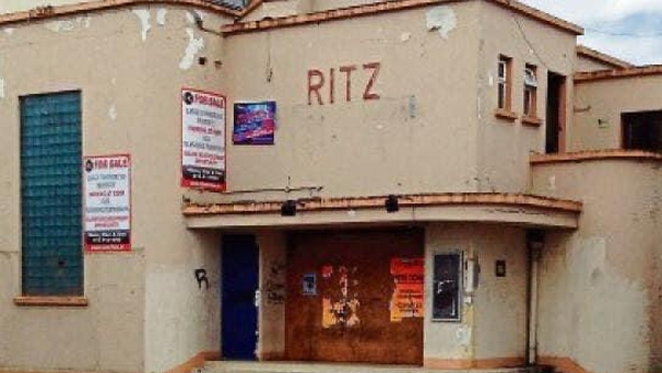 The Ritz cinema in Ballybofey-Stranorlar, Co Donegal is being transformed under rural regeneration project