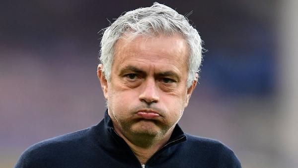 Jose Mourinho is no longer Tottenham Hotspur manager