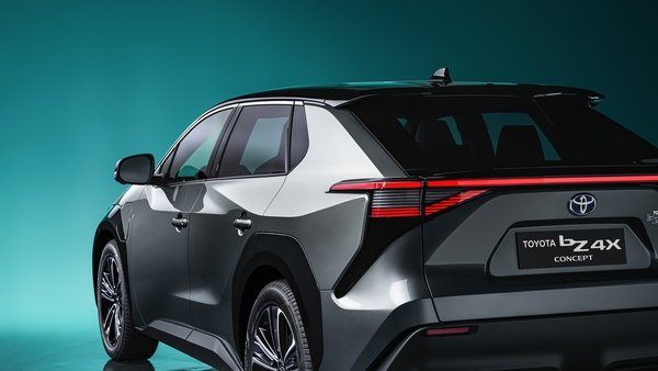 "Toyota's new electric all-wheel drive SUV has been jointly developed with Subaru as ""an authentic SUV""."
